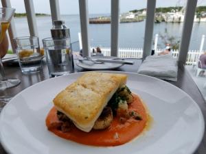 fishermen's view restaurant review sandwich ma