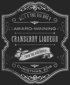 cranberry-liqueur